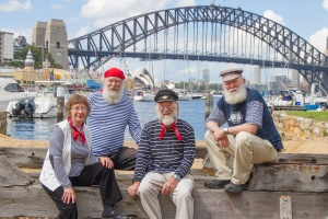 Roaring Forties - Sydney icons
