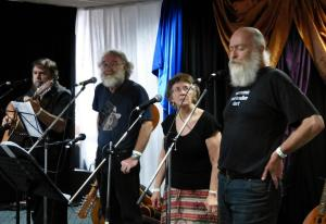 2013 Illawarra Folk Festival - workshop