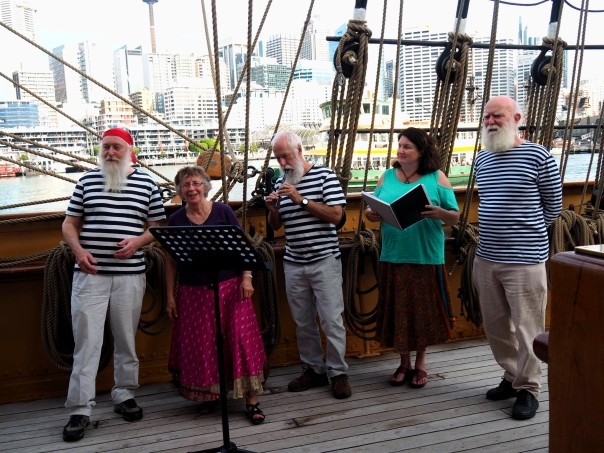 Sydney Heritage Fleet Christmas Party