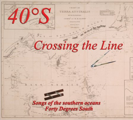 Crossing the Line - CD cover